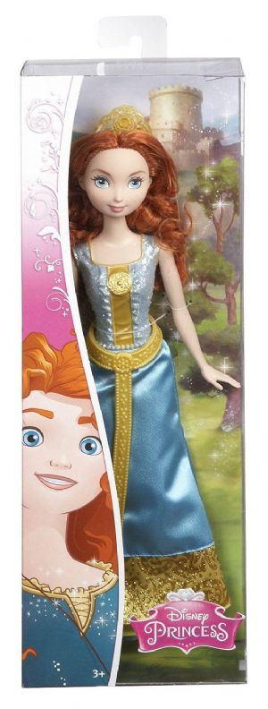 Disney Princess Sparkle Merida Doll - CFB78